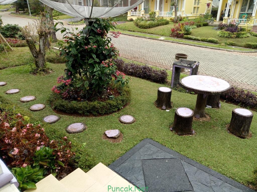 Villa Ungu 2, Rekomendasi Sewa Villa Dekat Little Venice Puncak