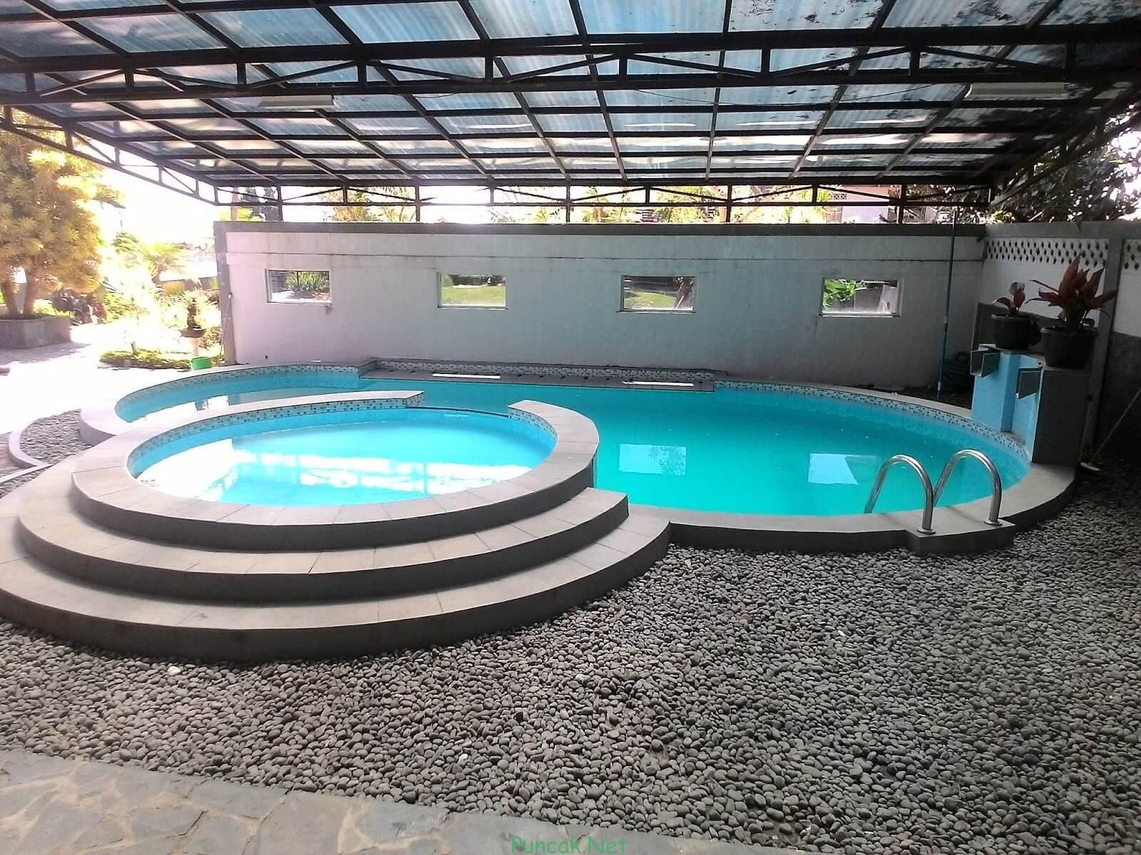 Villa Andri 6, Sewa Villa Di Puncak Cipanas Ada Kolam Renang Pribadi