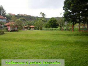 Villa Luas Di Puncak, Danau 15