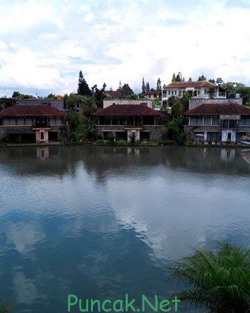 Villa Bukit Danau Puncak