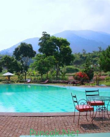 Villa Kolam Renang Pribadi