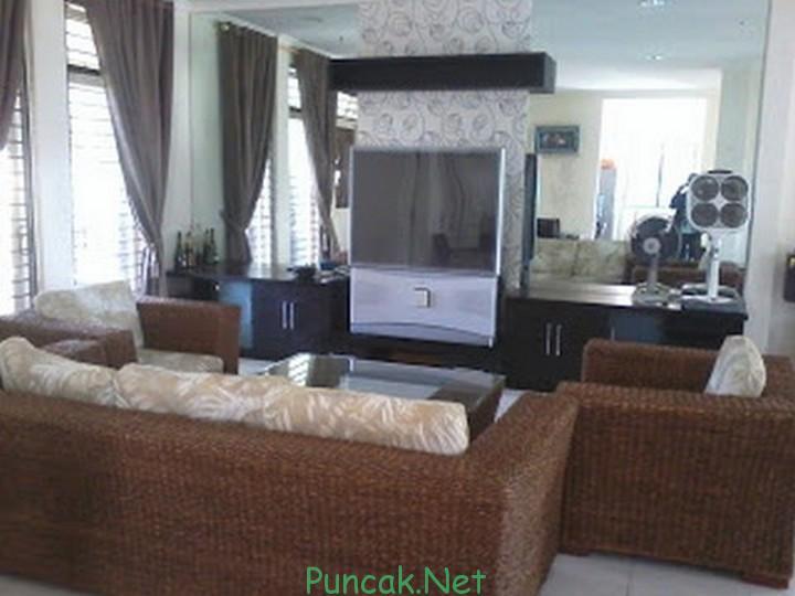 Sewa Villa 5 Kamar Di Puncak, Villa Minimalis