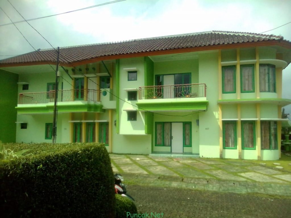 Villa Puncak 10 Kamar Murah 4