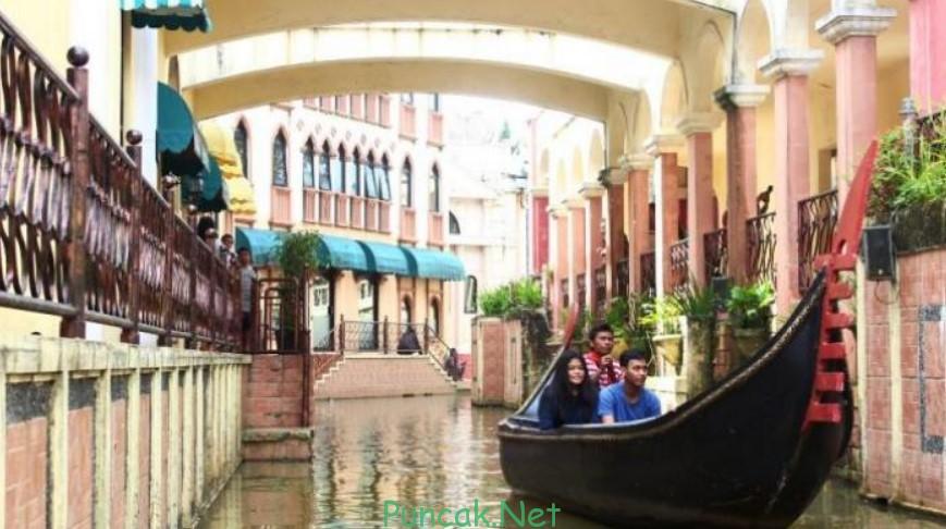 Little Venice Wisata Bogor Rasa Eropa