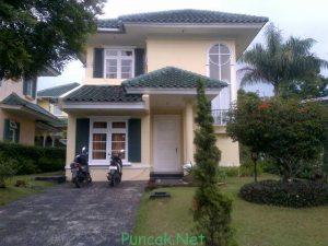 Villa Gede Puncak 5 Kamar Murah, Free Kolam Renang