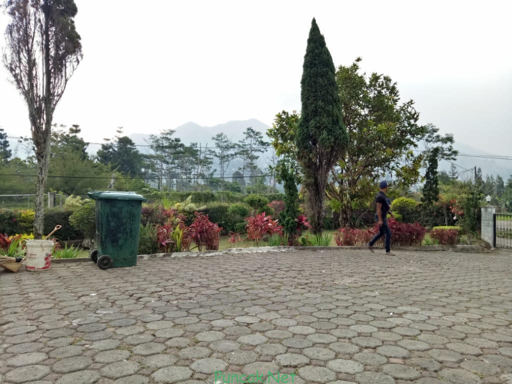 Villa Puncak Kapasitas 100 Orang