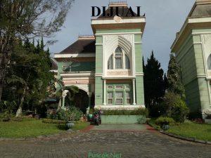 Jual Villa Di Puncak