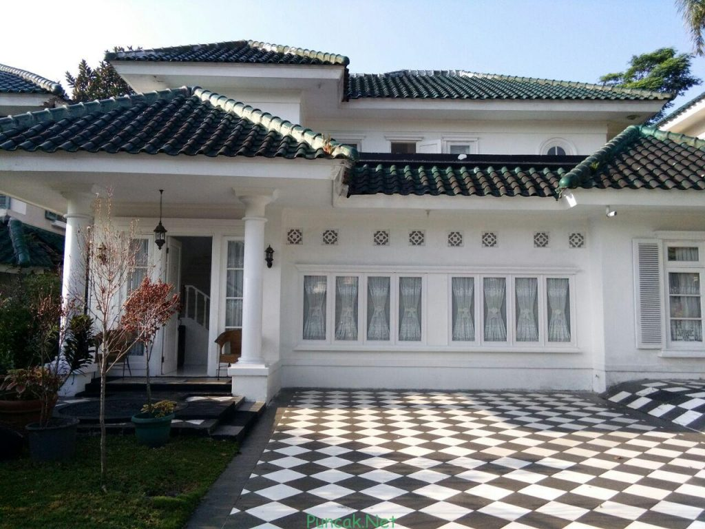 Villa Aang 5 Kamar, Sewa Villa Di Puncak Ada Kolam Renang Murah