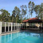 Villa Minimalis 6 Kamar Tidur Dengan Fasilitas Kolam Renang Pribadi
