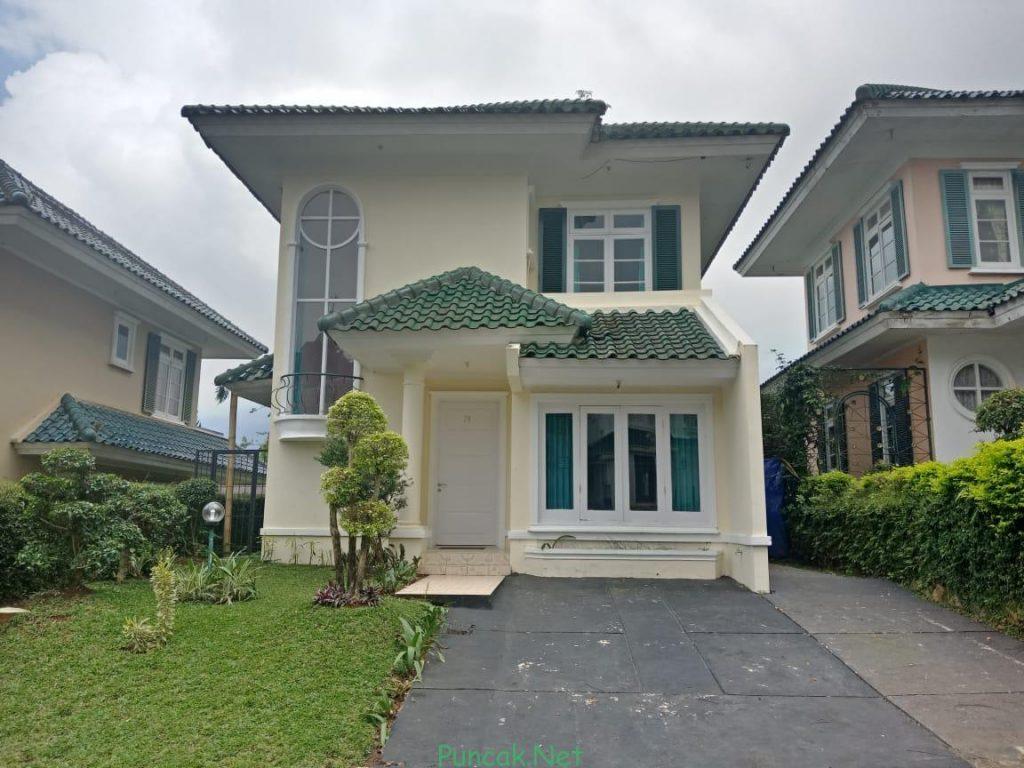 Villa Smeru 4 Kamar Dengan Fasilitas Kolam Renang Pribadi