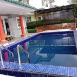 Villa Geulis Puncak 5 Kamar Fasilitas Private Pool