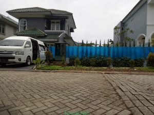 Villa KTM 3 Kamar Puncak Resort Kolam Renang Pribadi