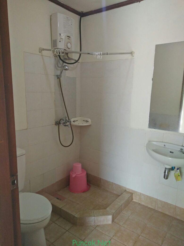 Villa Kuning 4 Kamar Tidur Di Puncak Resort