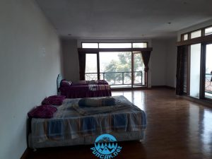 Villa Putih Puncak 6 Kamar Tidur Private Pool View Gunung