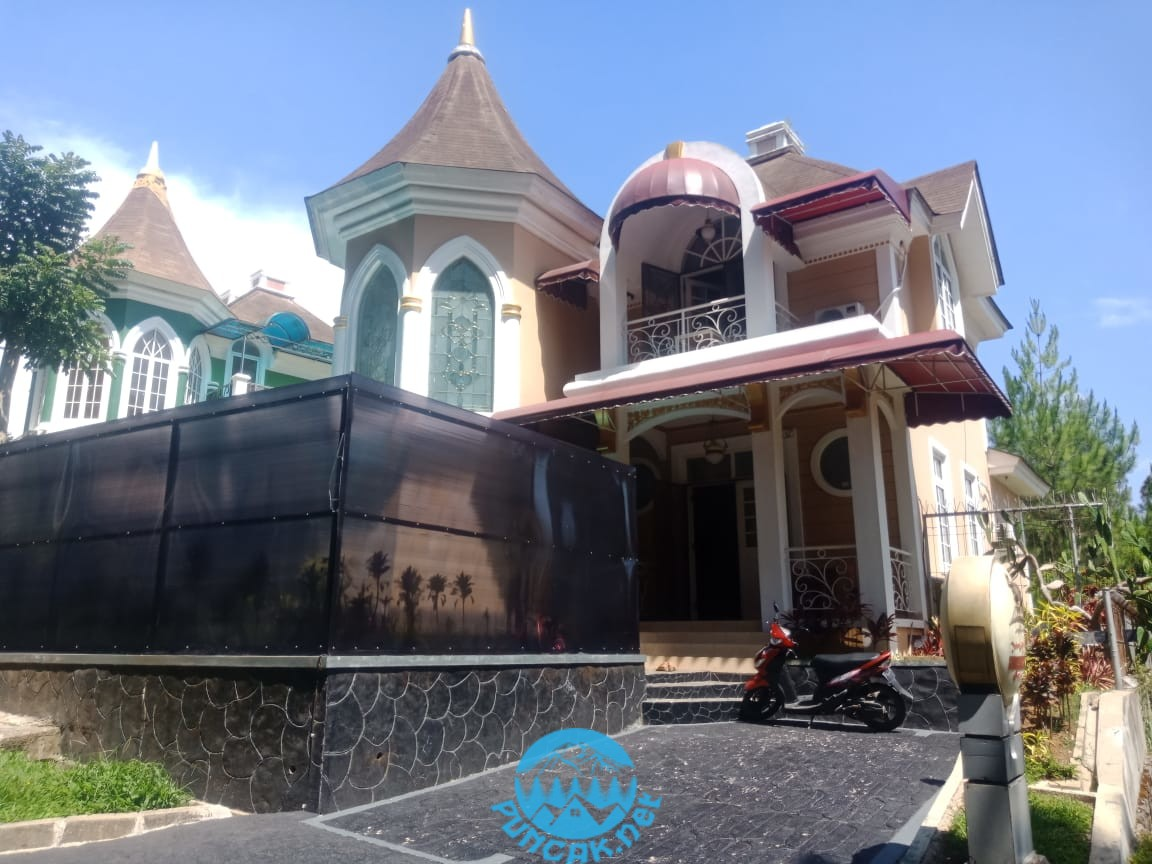 Villa Colorado 4 Kamar Private Pool Di Little Venice Kota Bunga Puncak