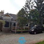 Villa Indian Puncak, 4 Kamar Tidur 1 Lantai Kolam Renang Pribadi